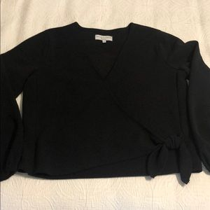 NWOT Madewell wrap blouse